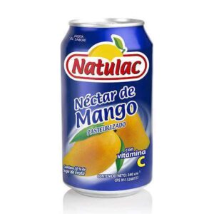Jugo mango LATA Natulac